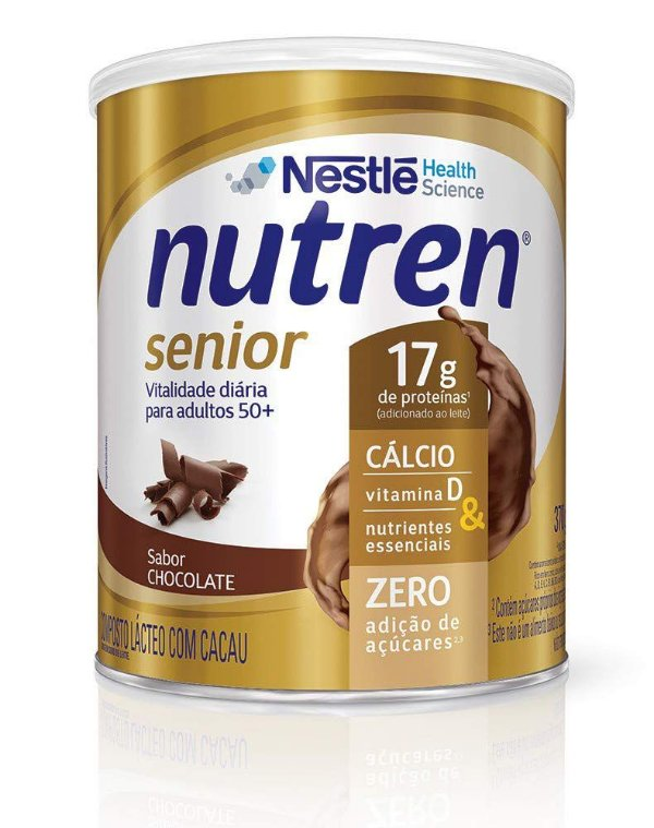 Nutren Senior Pó Chocolate 370g