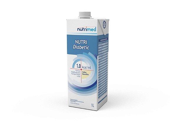 Nutri Diabetic 1.0 Baunilha 1L