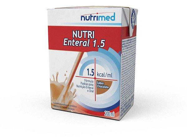 Nutri Enteral 1.5 Chocolate 200ml