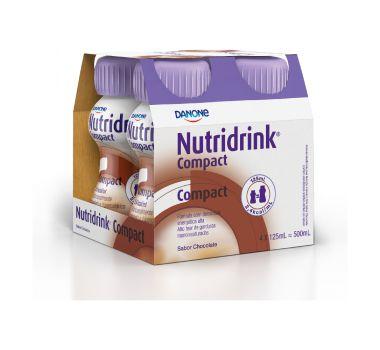 Nutridrink Compact Chocolate 4x125ml