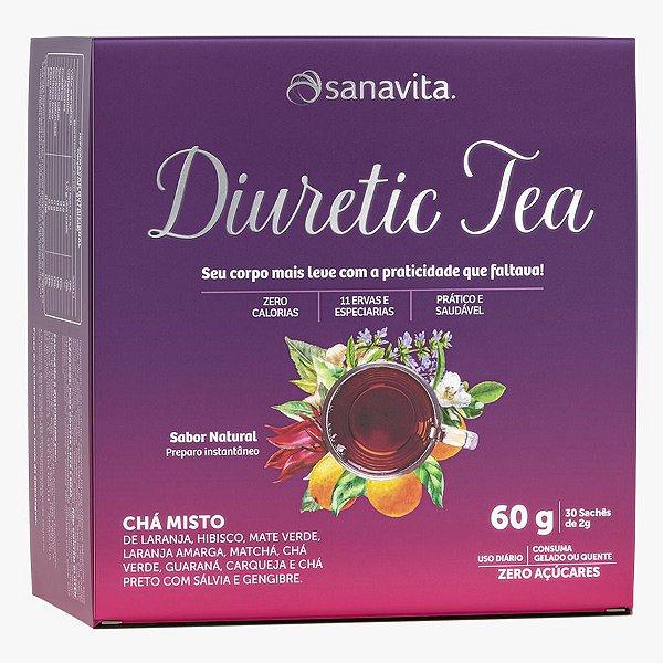 Diuretic Tea - Caixa com 30 sachês