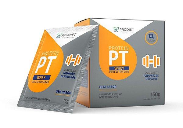 Protein PT  Whey - SACHÊS 10X15G