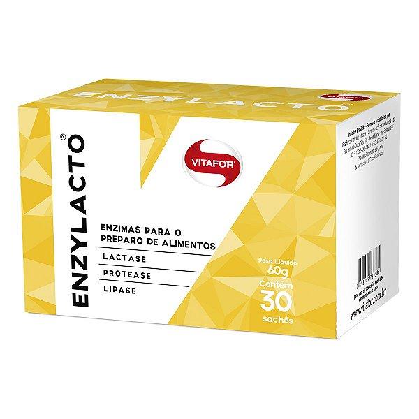 Enzylacto - Caixa com 30 sachês de 2g