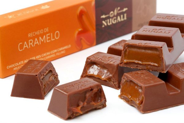 Tablete Caramelo Nugali 40g