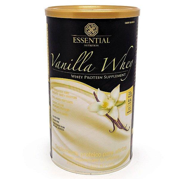 Vanilla Whey Lata