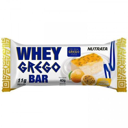 Whey Grego Bar Maracujá  40g
