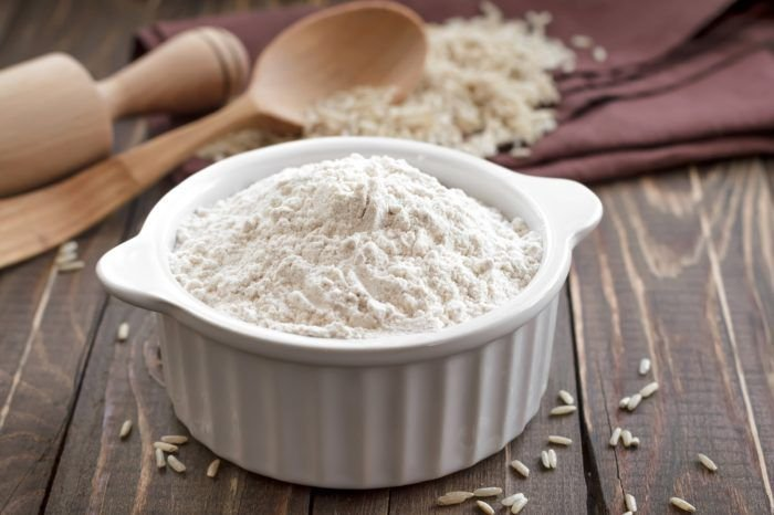 Farinha de Arroz Branca 1kg