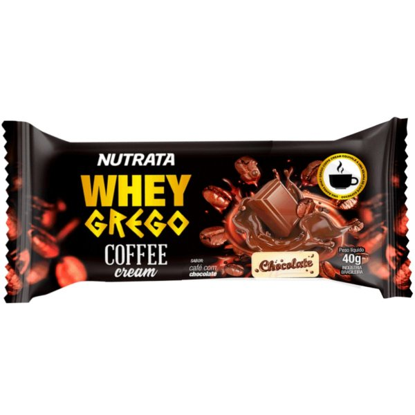 Whey Grego Coffee Chocolate 40g