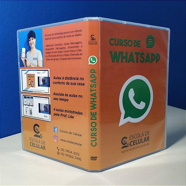 DVD Curso de WhatsApp