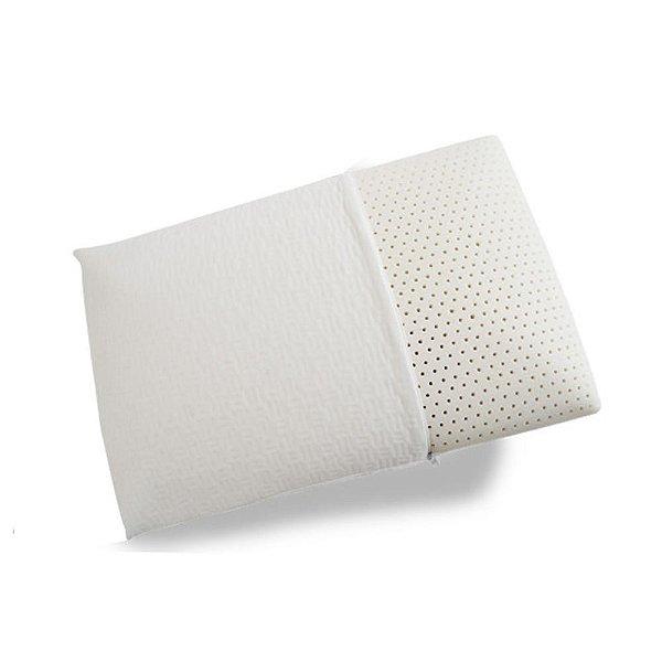 Travesseiro Látex Perfil Baixo