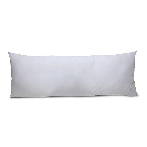 Protetor de Travesseiro Corpo 100% algodão 50x150 impermeável
