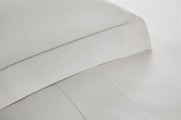 Fronha New Colors Bege 100% algodão 300 Fios