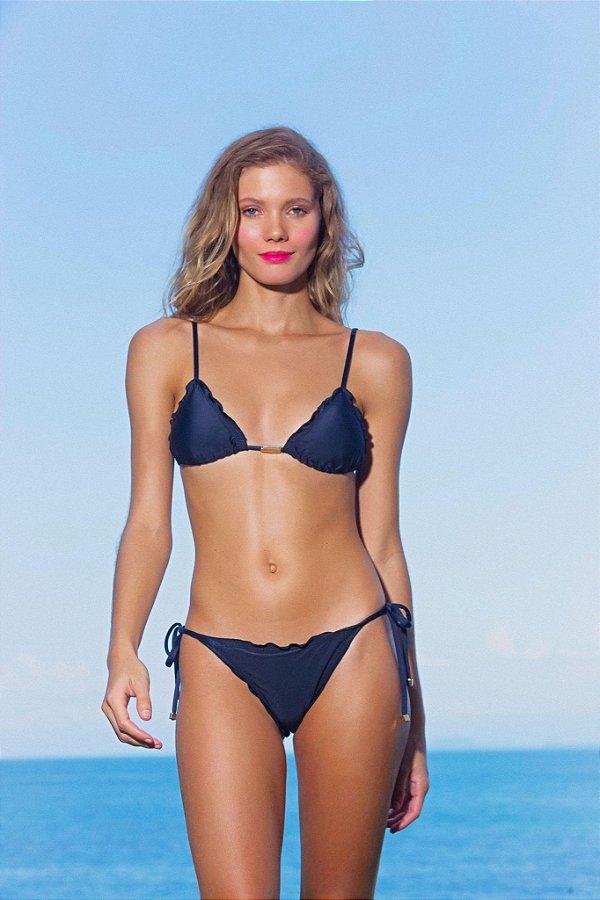 Bikini Ripple Preto