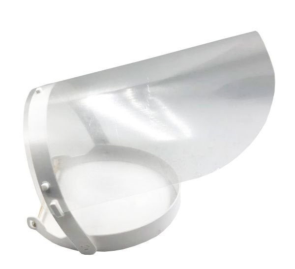 Protetor Facial Face Shield ARTICULADO - und