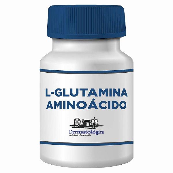 Glutamina 1000mg - 60 Cápsulas