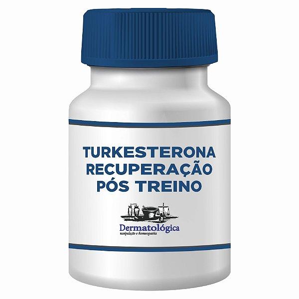 Turkesterone 500mg - 60 Cápsulas