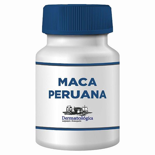 Maca peruana 500mg – 60 cápsulas