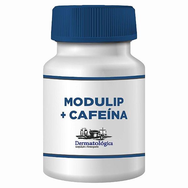 Modulip GC® 100mg + Cafeína 100mg – 60 cápsulas