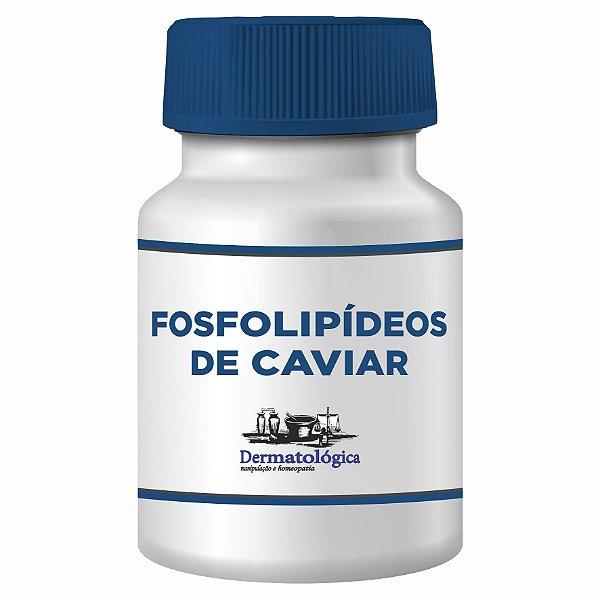 Fosfolipídeos do Caviar (F.C. Oral) 200mg 30 cápsulas