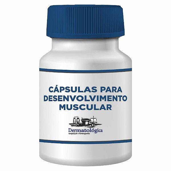 Suplemento Oral para Auxiliar no Desenvolvimento Muscular (Nova Fórmula) - Código 8661