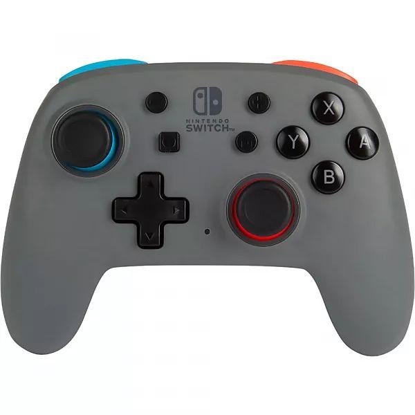 Controle Sem Fio PowerA Nano 1516711-02 para Nintendo Switch - Gray