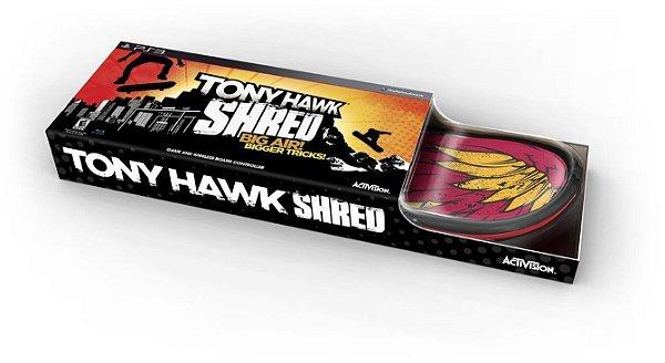Ps3 - Tony Hawk Shred (Inclui Controle Skate)