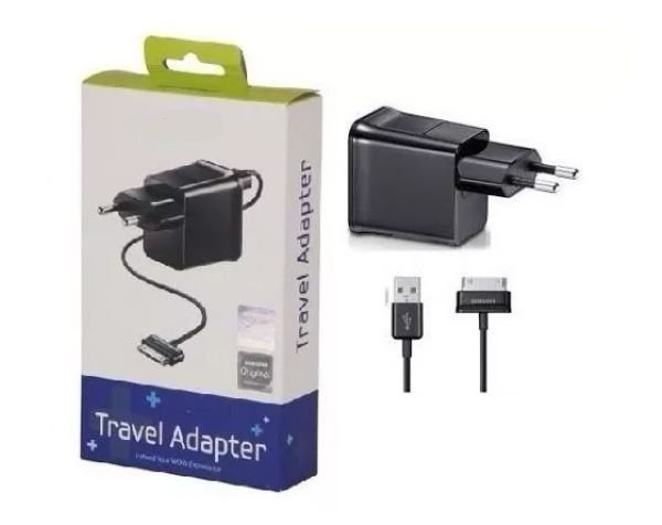 Carregador 0.7A Travel Adapter p/Galaxy Tab