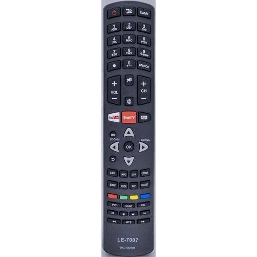 Controle Remoto Tv Philco Smart YouTube Le-7007