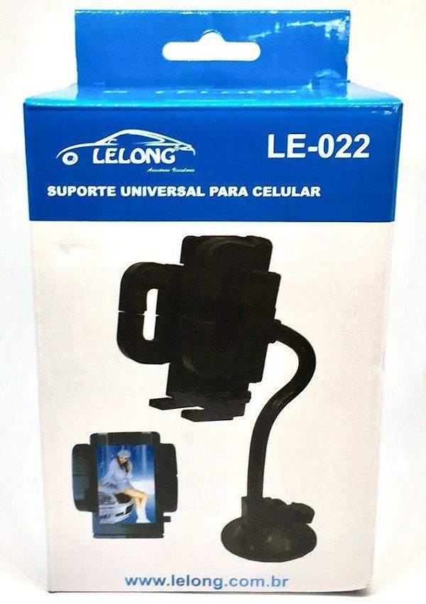 Suporte Universal Veicular Celular LeLong Le-022