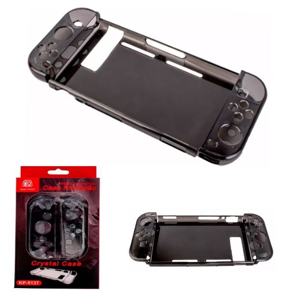 Acrílico Transparente para Nintendo Switch Knup Kp-5137