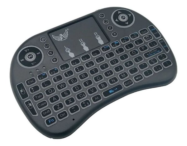 Mini Teclado P/ Celular/Pc Touchpad Altomex Al-313