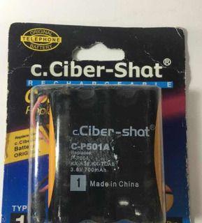 Bateria Telefone sem Fio 600mAh c.Ciber-Shat 2.4V