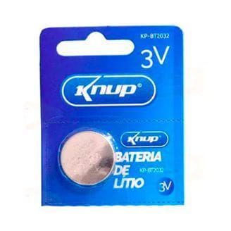 Pilha 3V Knup Kp-Bt2032