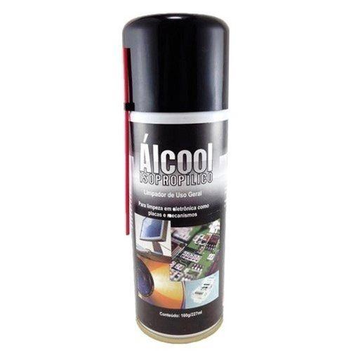 Álcool Isopropílico Spray 227ml Implastec