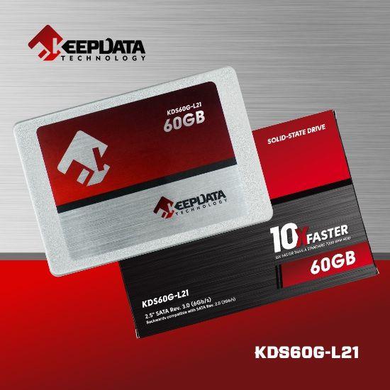 Hd Memória Ssd 60Gb KeepData KdS60G-L21