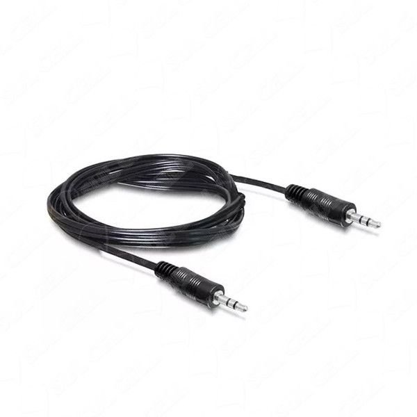 Cabo Auxiliar P2 x P2 Stereo 1.4m