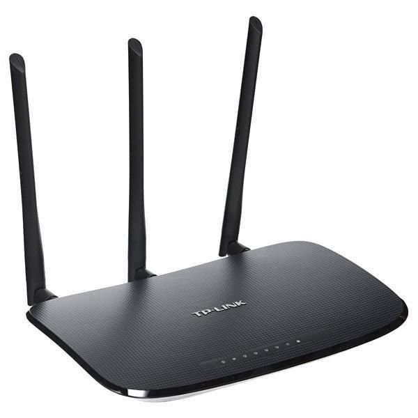 Roteador Wireless 450Mbps+4 Lan+1 Wan Tp-Link Tl-Wr949N