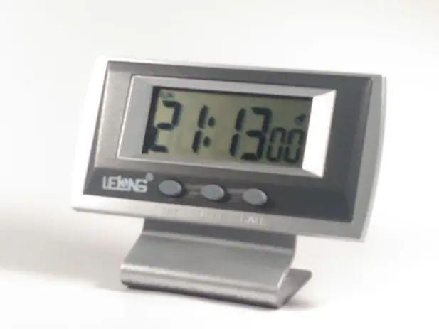 Relógio Digital de Mesa Despertador LeLong Le-8115
