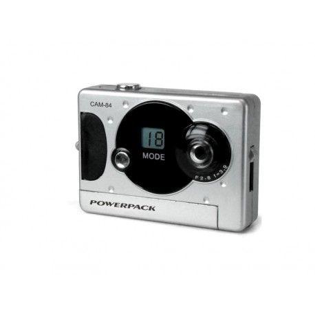 Mini Câmera Digital 3 em 1 Powerpack Cam-84