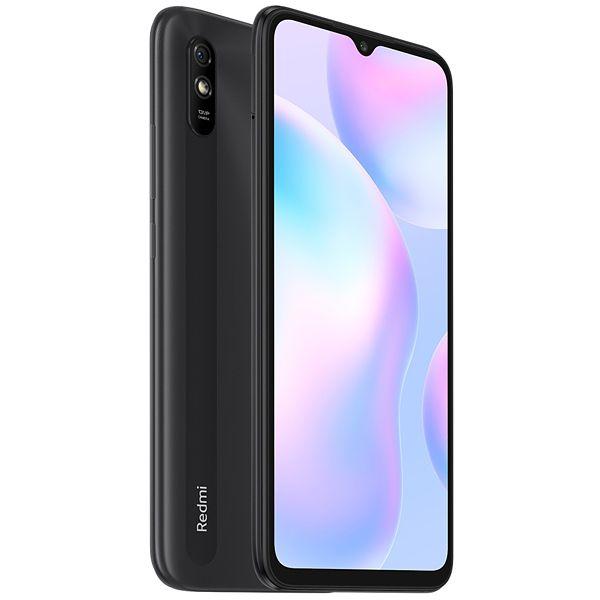 """Telefone Celular Smartphone Xiaomi Redmi 9A Preto 32GB, Tela de 6.53"""", 3GB de RAM, Câmera Traseira 13MP, Android 10 e Processador Octa-Core"""