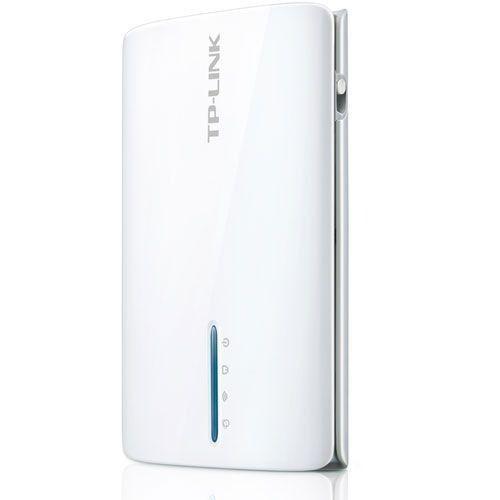 Roteador Portátil Tp-Link 3G 4G 150Mbps Mr3040