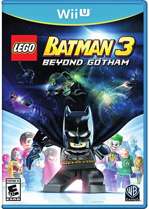 Wii U - Lego Batman 3: Beyond Gotham