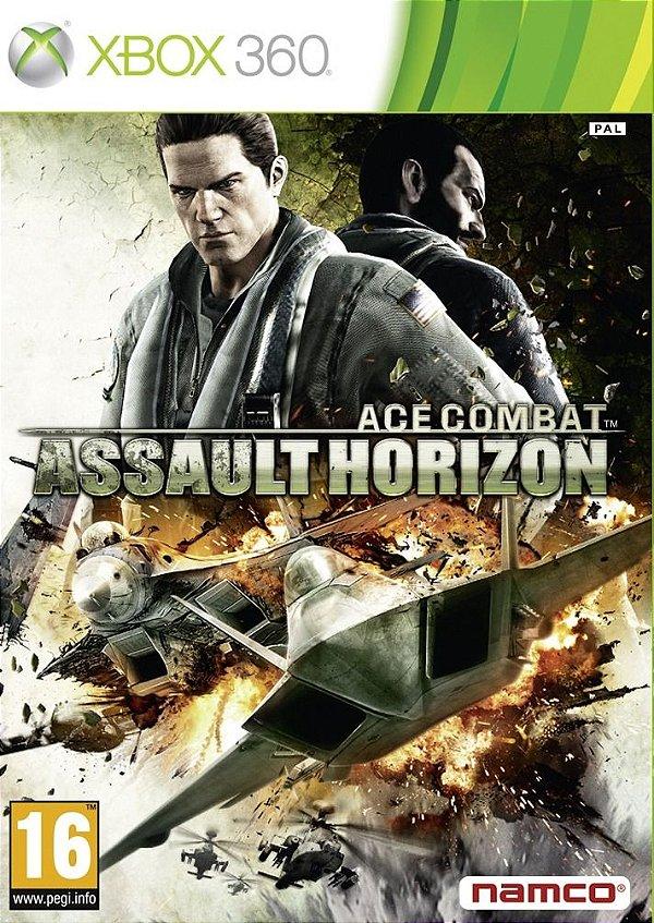 Xbox 360 - Ace Combat: Assault Horizon