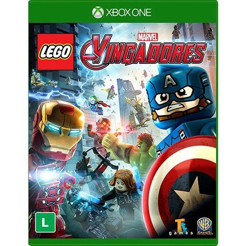 Xbox One - Lego Marvel Vingadores