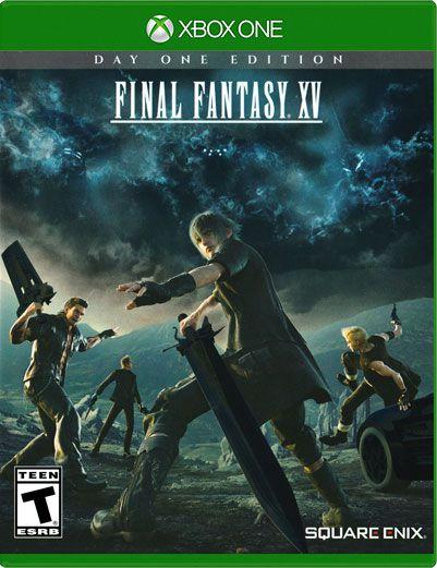 Xbox One - Final Fantasy Xv Day One Edition