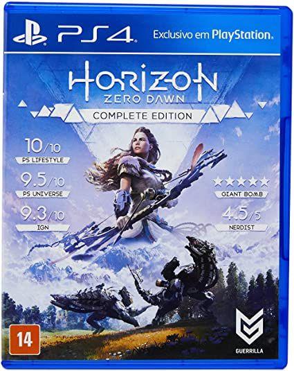 Ps4 - Horizon Zero Dawn Complete Edition