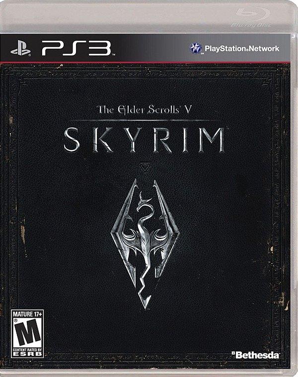 Ps3 - The Elder Scrolls V: Skyrim
