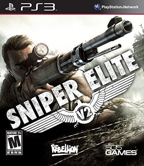 Ps3 - Sniper Elite V2