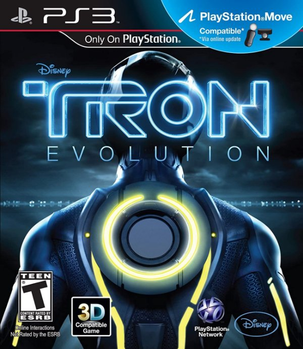 Ps3 - Tron: Evolution