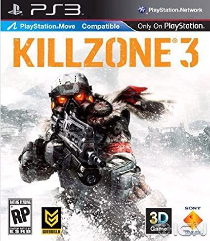 Ps3 - Killzone 3